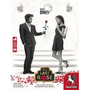 [Deadly Dinner: The Last Rose (Product Image)]