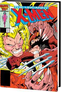 [X-Men: Mutant Massacre: Omnibus (Davis Dm Variant New Printing Hardcover) (Product Image)]