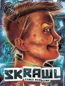 [Skrawl: Comix Magazine #1 (Product Image)]