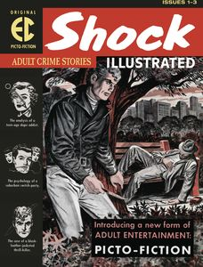 [EC Archives: Shock Illustrated (Hardcover) (Product Image)]