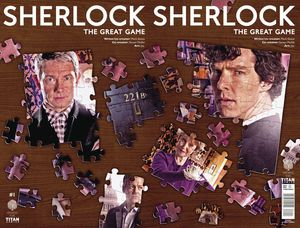 [Sherlock: The Great Game #2 (Cover B Photo) (Product Image)]