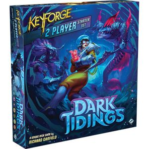 [Keyforge: 2 Player Starter Set: Dark Tidings (Product Image)]