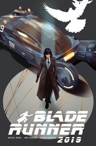 [Blade Runner 2019 #2 (Forbidden Planet Ben Oliver Exclusive Variant Signed Edition) (Product Image)]