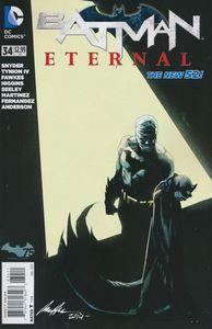 [Batman: Eternal #34 (Product Image)]