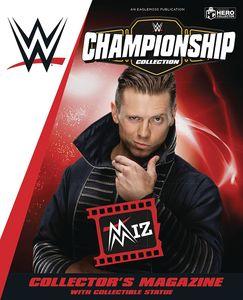 [WWE Figurine Championship Collection #33: The Miz (Product Image)]