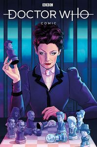 [Doctor Who: Missy #1 (Cover A Busian) (Product Image)]
