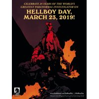 [Celebrating Hellboy Day At Forbidden Planet (Product Image)]