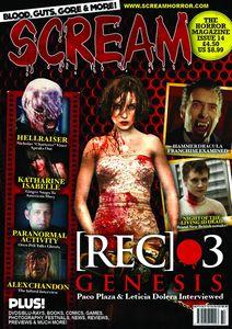 [Scream Magazine #14 (Product Image)]