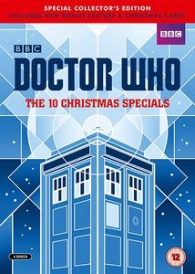[Doctor Who: Ten Christmas Specials: Collector's Edition (Product Image)]