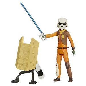 [Star Wars: The Force Awakens: Wave 2 Snow & Desert Action Figures: Rebels Ezra Bridger (Product Image)]