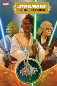 [Star Wars: High Republic #1 (Signed Edition) (Product Image)]