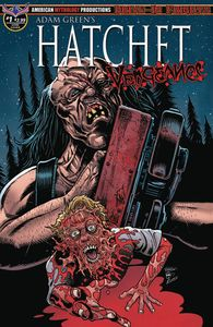 [Hatchet: Vengeance #1 (Hasson Blood & Gore Cover) (Product Image)]