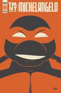 [Teenage Mutant Ninja Turtles: Best Of Michelangelo (Product Image)]