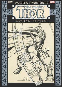 [Walter Simonson's The Mighty Thor (Artisan Edition) (Product Image)]