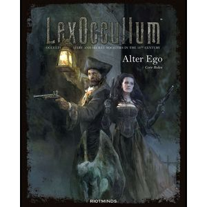 [LexOccultum RPG: Alter Ego Players Handbook (Product Image)]