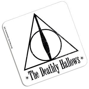 [Harry Potter: Coaster: Deathly Hallows (Product Image)]