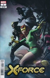 [X-Force #1 (Granov Variant DX) (Product Image)]
