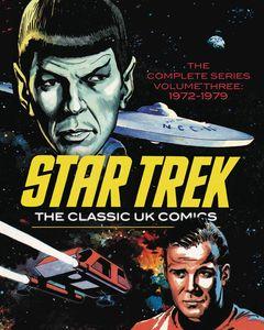 [Star Trek: Classic UK Comics: Volume 3 (Hardcover) (Product Image)]