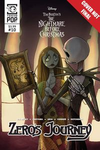 [Nightmare Before Christmas: Zeros Journey #10 (Product Image)]