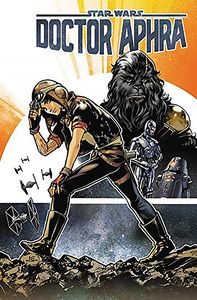 [Star Wars: Doctor Aphra: Volume 1 (Hardcover) (Product Image)]