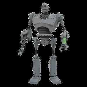 [Iron Giant: Select Action Figure: Iron Giant (Battle Mode) (Product Image)]