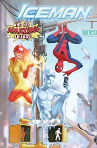 [Iceman & His Amazing Friends (Product Image)]