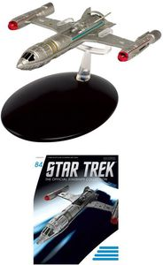 [Star Trek Starships #84 NX Alpha Prototype (Product Image)]