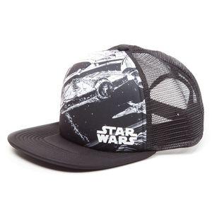 [Star Wars: Snapback Cap: Millennium Falcon (Product Image)]