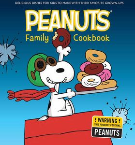 [Peanuts Munchtime Cookbook: Delicious (Hardcover) (Product Image)]