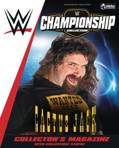 [WWE Figurine Championship Collection #32: Mick Foley (Product Image)]