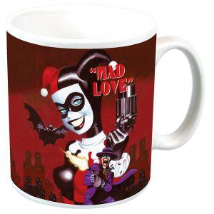 [DC: Mug: Harley Quinn Mad Love (Product Image)]