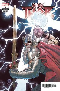 [King Thor #1 (Kubert Variant) (Product Image)]