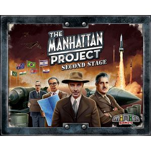 [The Manhattan Project: Expansion: Second Stage (Product Image)]