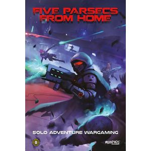 [Five Parsecs From Home: Solo Adventure Wargaming (Product Image)]