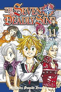 [The Seven Deadly Sins: Volume 11 (Product Image)]