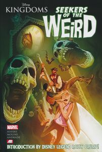[Disney Kingdoms: Seekers Of Weird (Hardcover) (Product Image)]
