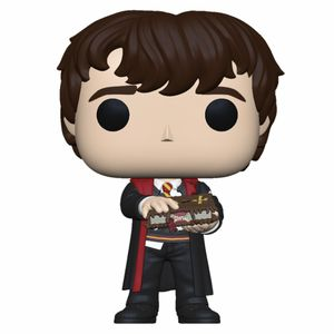 [Harry Potter: Pop! Vinyl Figure: Neville With Monster Book (Product Image)]