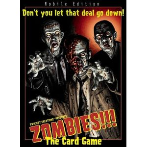 [Zombies!!!: The Card Game (Product Image)]