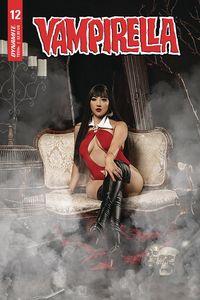 [Vampirella #12 (Cover E Ramirez Cosplay) (Product Image)]