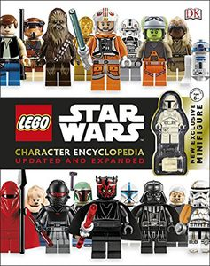 [Lego Star Wars: Character Encyclopedia Updated (Hardcover) (Product Image)]