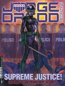 [Judge Dredd Megazine #429 (Product Image)]