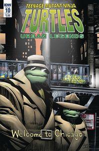 [Teenage Mutant Ninja Turtles: Urban Legends #10 (Cover A Fosco) (Product Image)]