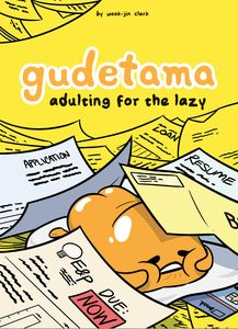 [Gudetama: Adulting For The Lazy (Hardcover) (Product Image)]