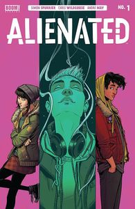 [Alienated #1 (Cover A Wildgoose) (Product Image)]
