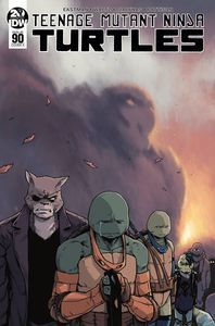 [Teenage Mutant Ninja Turtles: Ongoing #90 (Cover A Dialynas) (Product Image)]