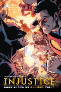 [Injustice: Gods Among Us: Omnibus: Volume 1 (Hardcover) (Product Image)]