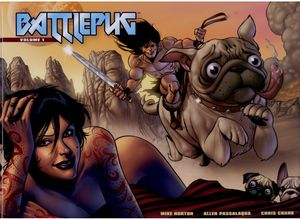 [Mike Norton's Battlepug: Volume 1 (Hardcover) (Product Image)]