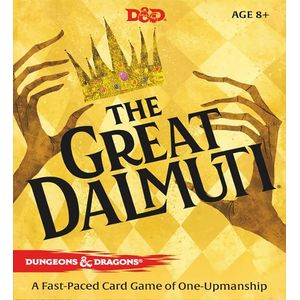 [Dungeons & Dragons: The Great Dalmuti (Product Image)]