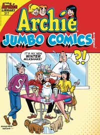 [The cover for Archie: Jumbo Comics Digest #317]