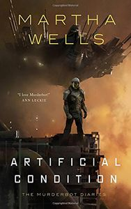 [The Murderbot Diaries: Book 2: Artificial Condition (Hardcover) (Product Image)]